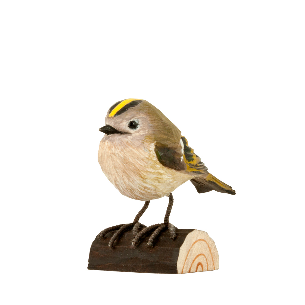 Kungsfågel DecoBird - Trä
