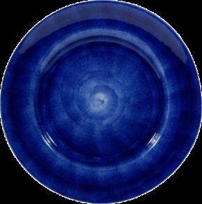 Blå tallrik 21cm