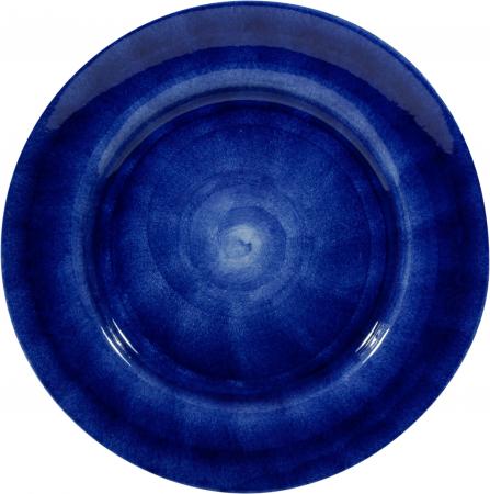 Blå Tallrik Mateus 28cm
