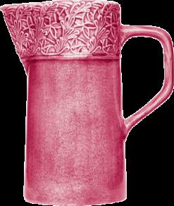 Rosa spets kanna 120cl Mateus