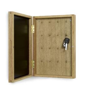 ZITTI Nyckelskåp EK med skrivtavla b30 d6 h42