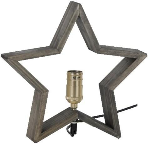 Stjärna Lysekil - Svart