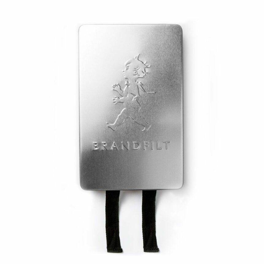 Brandfilt - Silver