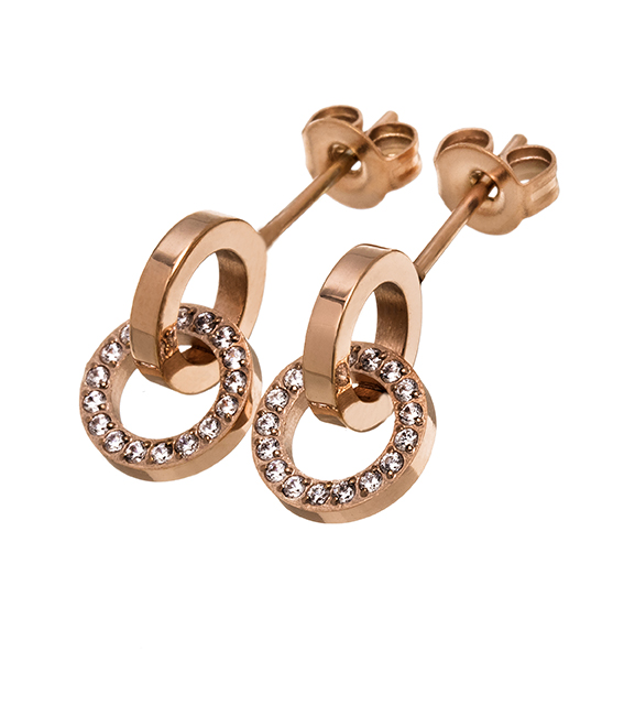 tomorrow earrings rose gold från edblad   co smycken 3cfb645d64451