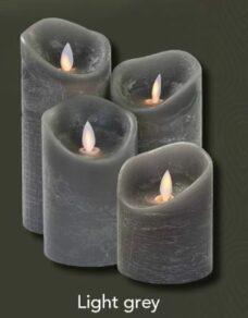 Magic flame candle 76×127