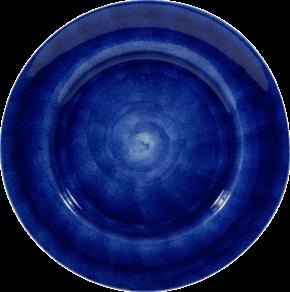 Blå Tallrik 25cm Mateus