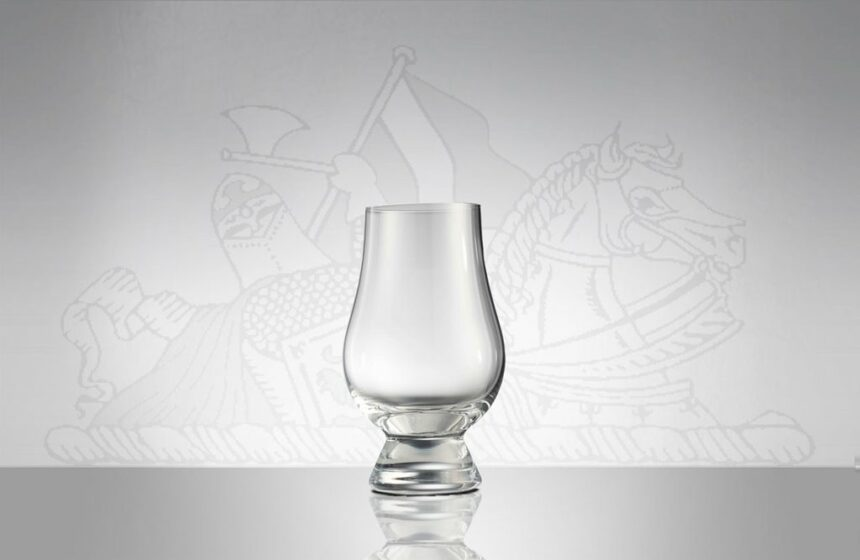Whiskyglas scottish glencairn