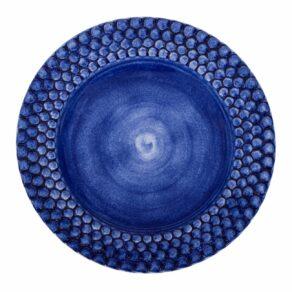 Blå Bubbles Tallrik Mateus 28cm