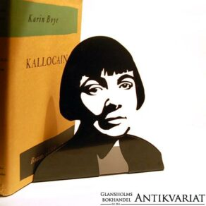 Bokstöd Karin Boye