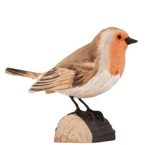DecoBird Rödhake