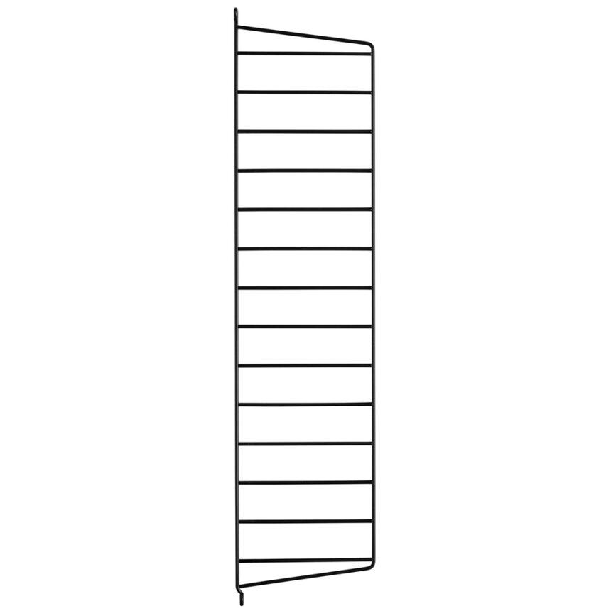 String gavel vägg 2-pack 75x20 svart