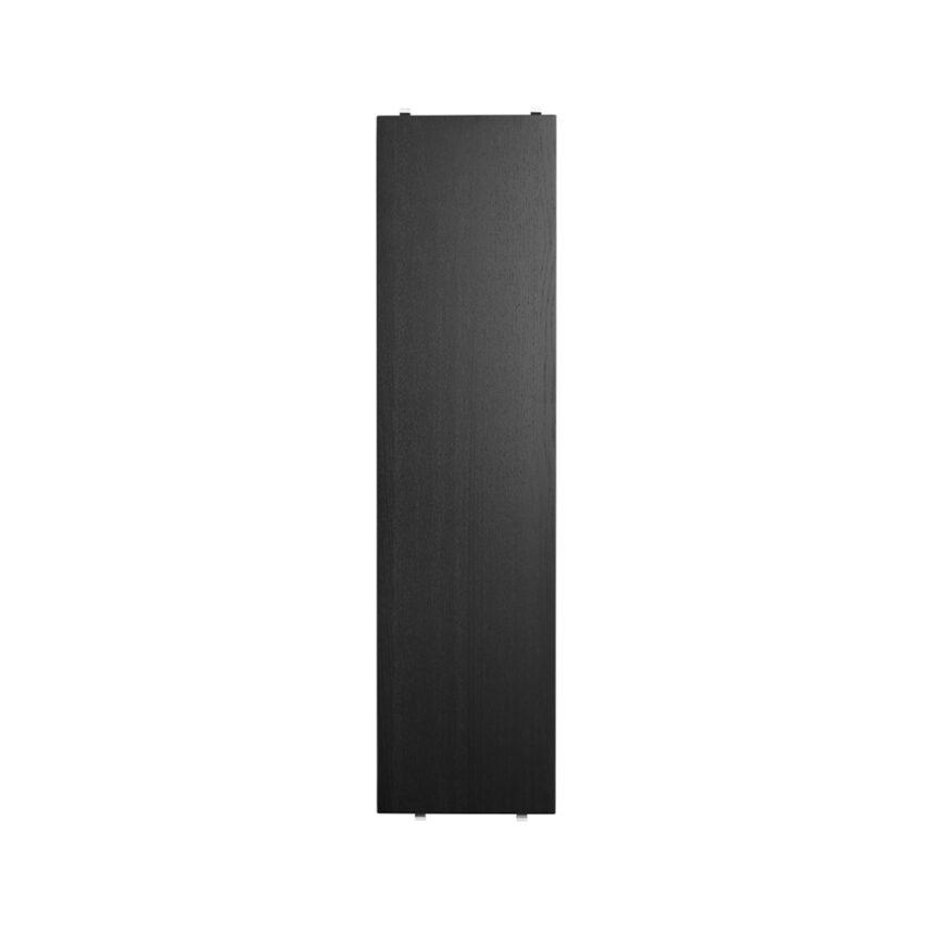 String hyllplan 3-pack 78x20 svart