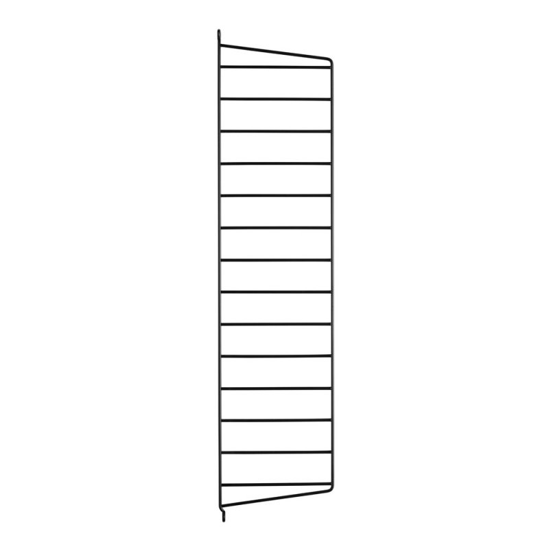 String gavel vägg 1-pack 75x20 svart