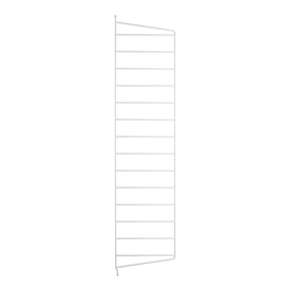 String gavel vägg 2-pack 75x20 vit