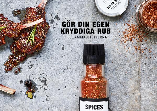 kryddor Nicolas Vahe