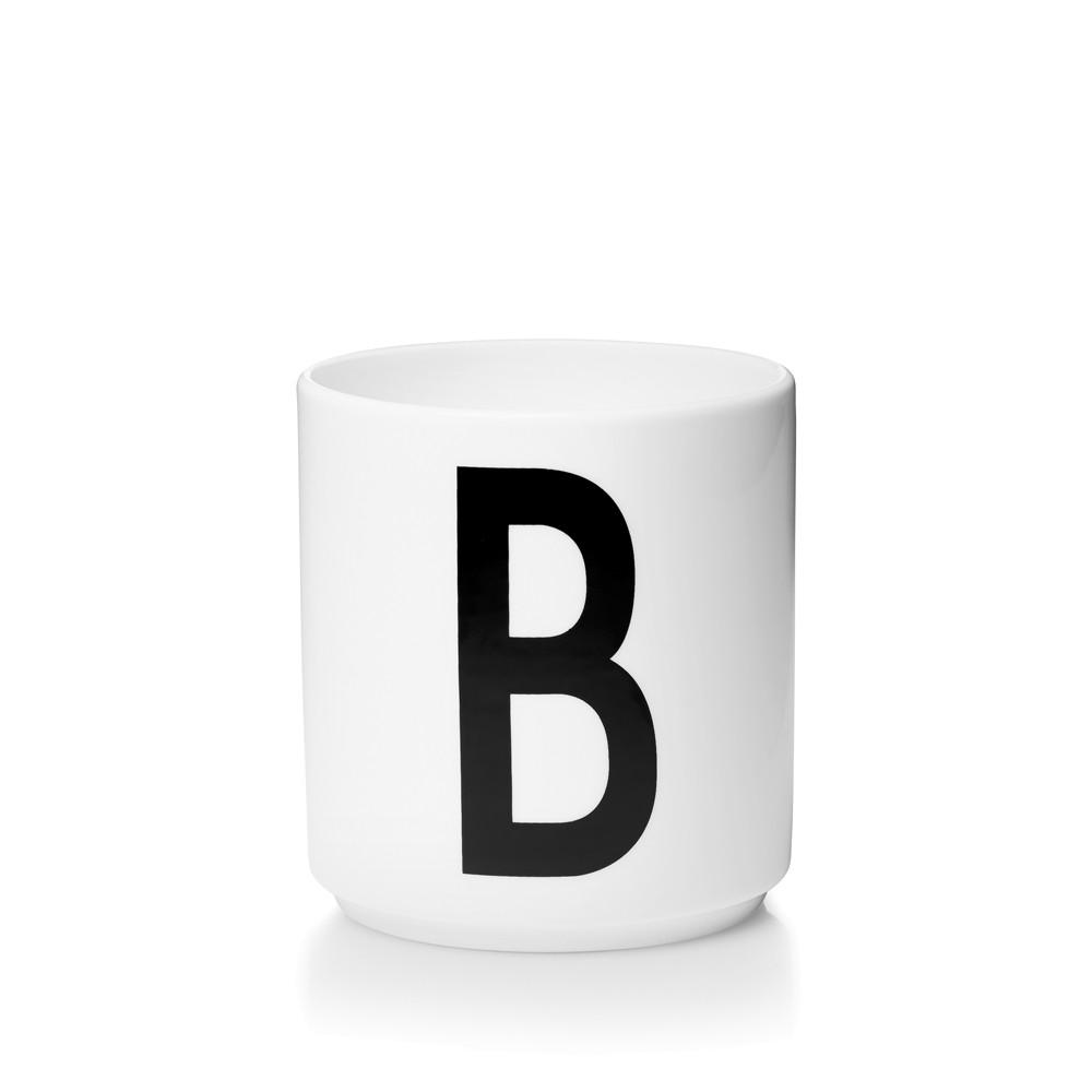 Design Letters B Porslin Mugg Arne Jacobsen