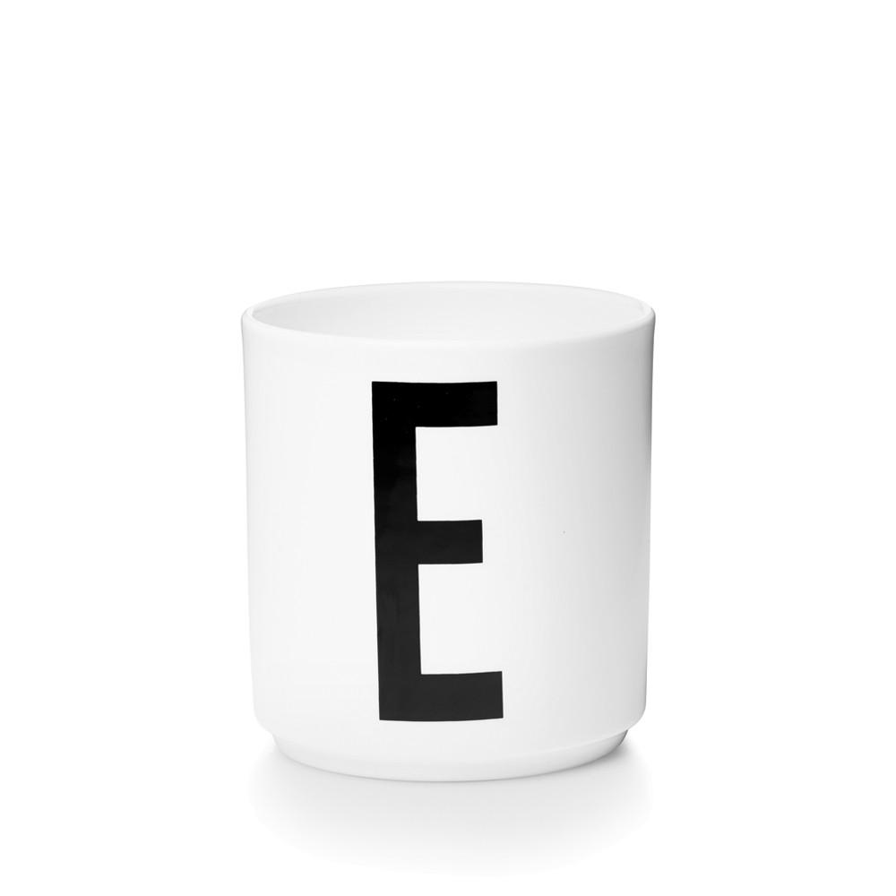 Design Letters Bokstavsmugg E Arne Jacobsen