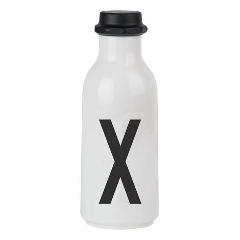 Design Letters X Vattenflaska Arne Jacobsen