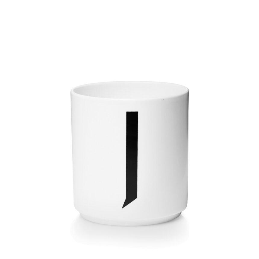Design Letters J Porslin Mugg Arne Jacobsen