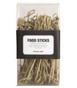 Food Sticks Bamboo Nicolas Vahe