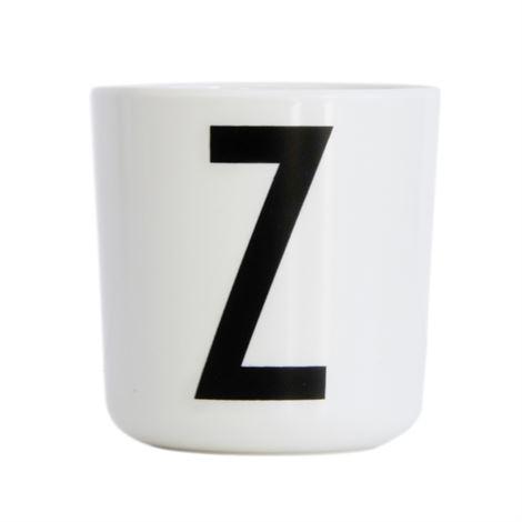 Design Letters Z Arne Jacobsen