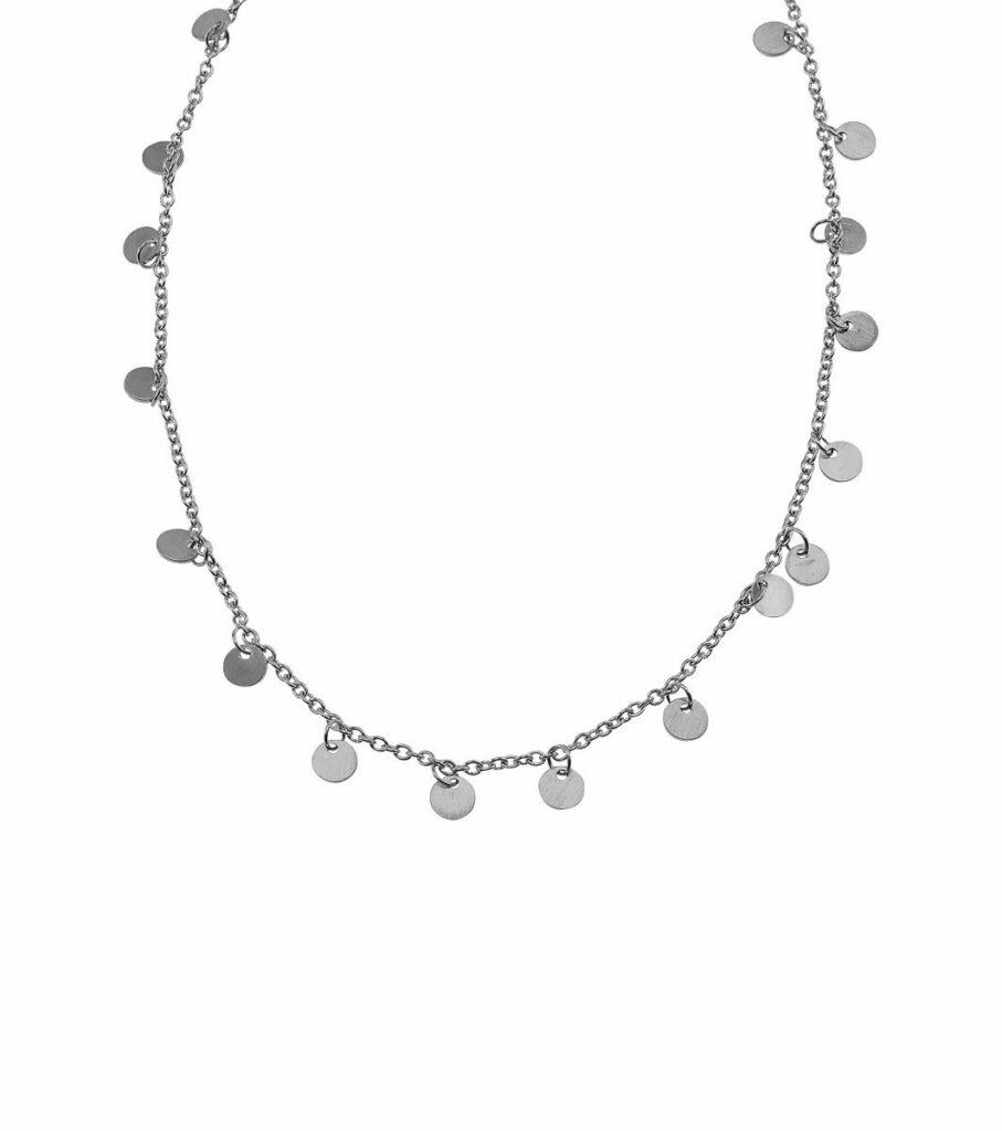 Bazaar Necklace Long Steel Edblad