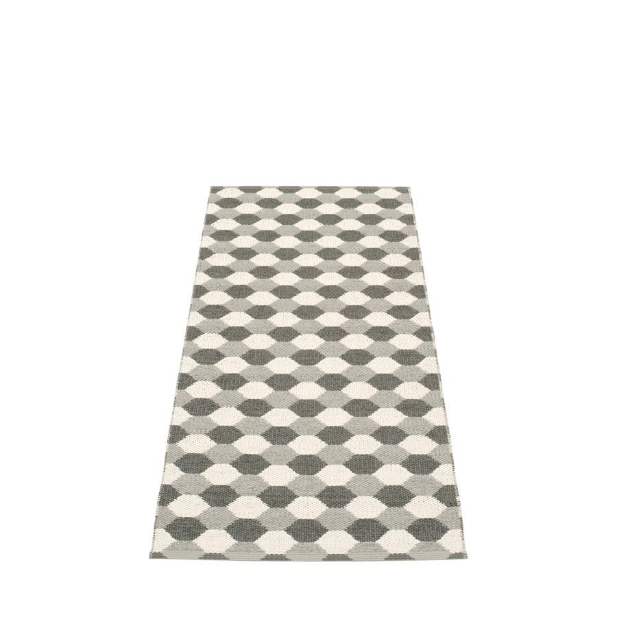 Pappelina Dana Warm Grey Charcoal 70x160