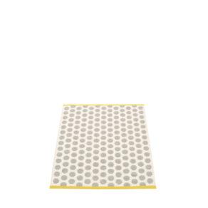 Noa W grey V mustard 70×90