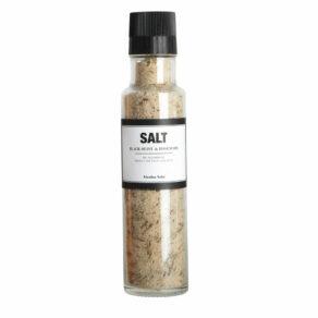 Salt w. Black Olives & Rosemary, 320 g