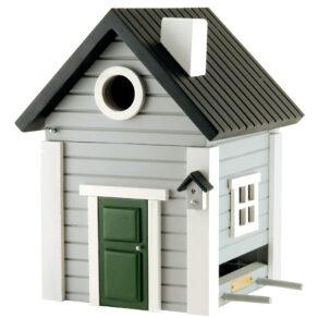 multiholk grå hus