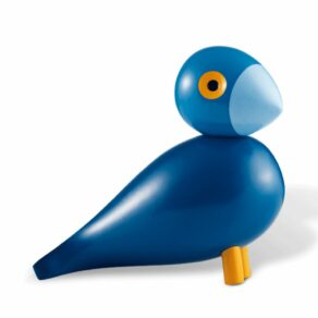 Sångfågel Blå Kay Bojesen
