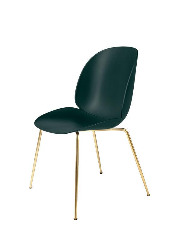 Beetle Chair Mässing Stativ