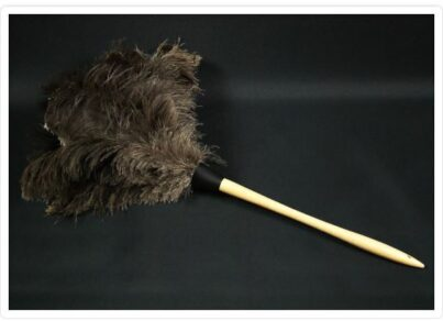 Ostrich feather duster 55cm