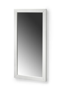 ZITTI Spegel VIT, b40 d2 h80
