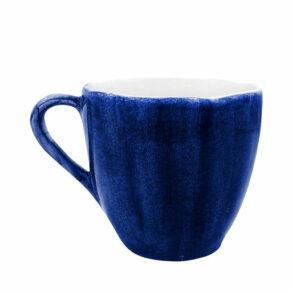 Blå Organic kaffemugg 60cl