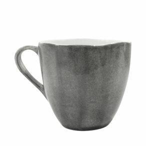 Grå Organic kaffemugg 60cl