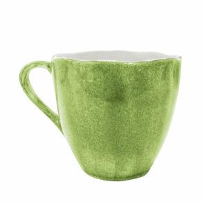 Grön Organic kaffemugg 60cl