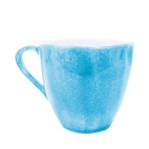 Ljusblå Organic kaffemugg 60cl
