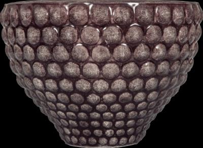 Plommon Bubbles skål 60cl / 20oz