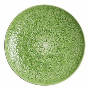 Grön fat helspets 34cm
