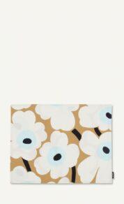 Unikko Acrylic Placemat beige/wh/blue