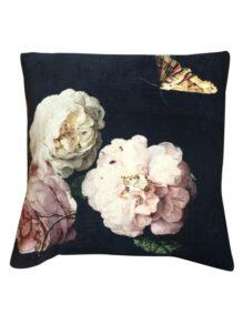 Kuddfodral Velvet rosa 50×50