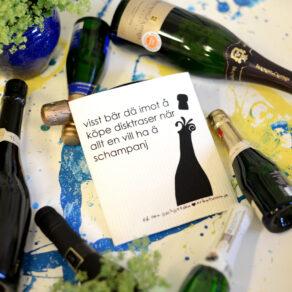 champagne disktrasa erika tubbin