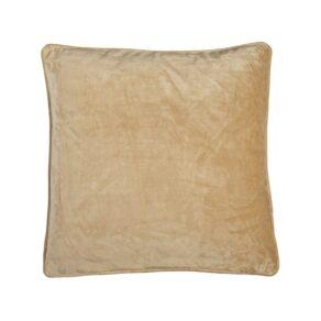 Kuddfodral Velvet Guld