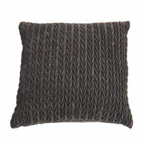 FANCY kuddfodral mörkgrå