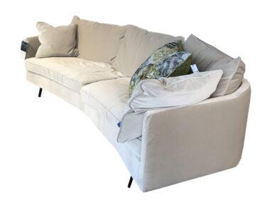 Soffa Julia 3-sits classic velvet