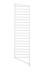 Golvgavel h115 x d30 cm 2-pack 115×30 Beige