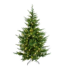 Julgran 210cm med belysning