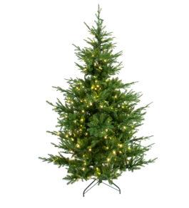 Julgran 240cm med belysning