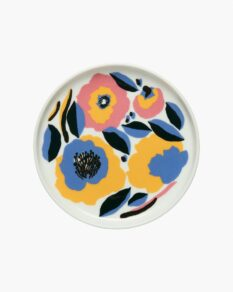 Oiva/Rosarum plate 13,5 cm
